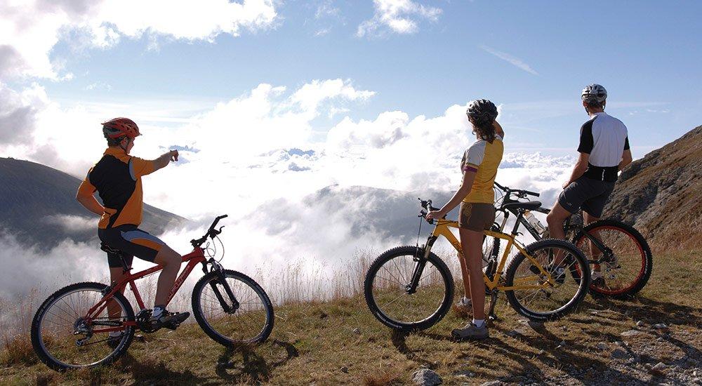 Vacanze nelle dolomiti: percorsi in bicicletta