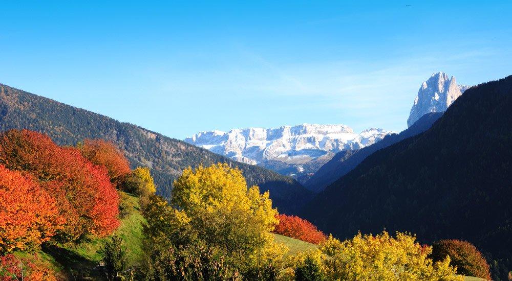 Das Farbenspiel der Natur