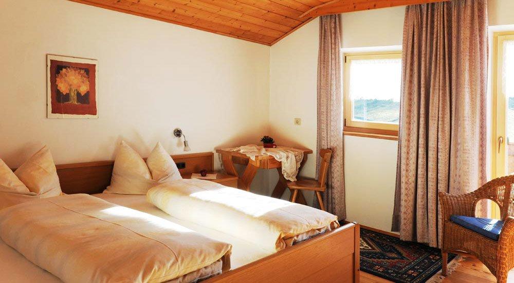 E cosa vi offre il nostro appartamento vacanze a Laion?